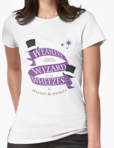 Weasleys' Wizard Wheezes Womens Fitted T-Shirt