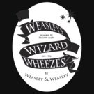 Weasleys' Wizard Wheezes (White BG) by thegadzooks