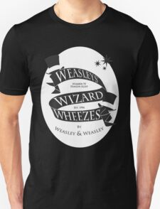 Weasleys' Wizard Wheezes (White BG) Unisex T-Shirt