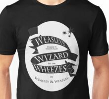 Weasleys' Wizard Wheezes (White BG) Unisex T-Shirt