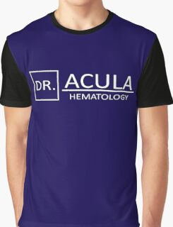 DR. Acula Graphic T-Shirt