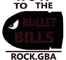 Run to the Bullet Bills Graphic Shirt by TheRogerTM