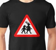 Summerisle School Crossing Sign T-Shirt