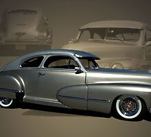 1947 Cadillac with 2002 Northstar V-8 engine by TeeMack