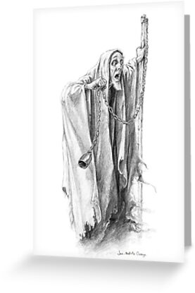 Ghost by JBMonge