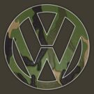 VW Camouflage by Barbo