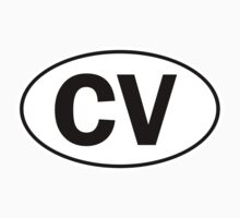 CV - Oval Identity Sign by Ovals