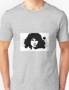 Jim morrison grafiti art T-Shirt