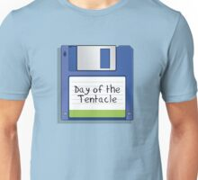Day of the Tentacle Retro MS-DOS/Commodore Amiga games Unisex T-Shirt