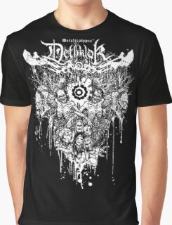 Dethklok Metalocalypse Shirt Graphic T-Shirt