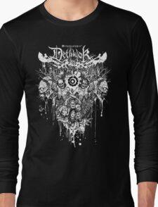 Dethklok Metalocalypse Shirt Long Sleeve T-Shirt