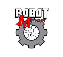 For Robot Photographic Print
