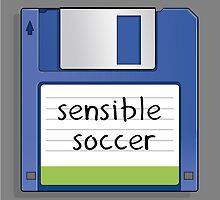 Sensible Soccer Retro MS-DOS/Commodore Amiga games by Creative Spectator