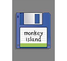 Monkey Island Retro MS-DOS/Commodore Amiga games Photographic Print