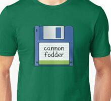 Cannon Fodder Retro MS-DOS/Commodore Amiga games Unisex T-Shirt