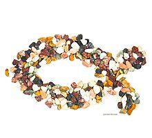 Custom Multi-Stone Ichthys by faithphotoart
