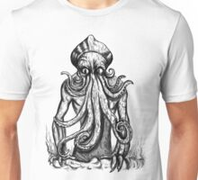 Cthulu Attacks Unisex T-Shirt