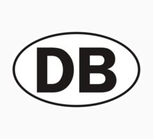 DB - Oval Identity Sign by Ovals