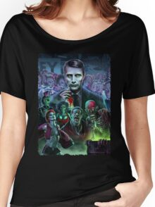 Hannibal Holocaust - They Live - Living Dead Women's Relaxed Fit T-Shirt