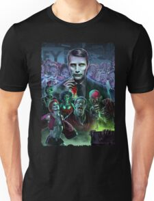Hannibal Holocaust - They Live - Living Dead Unisex T-Shirt