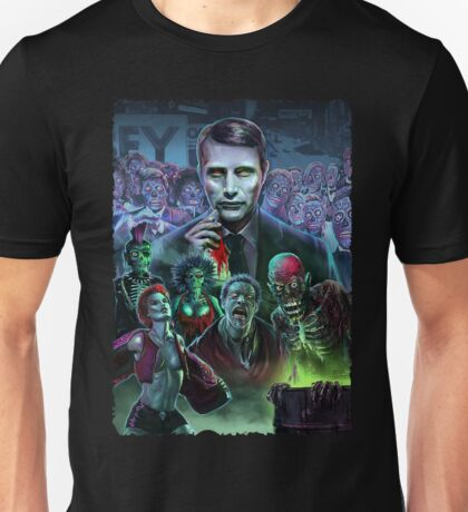 Hannibal Holocaust - They Live - Living Dead Unisex T-Shirt