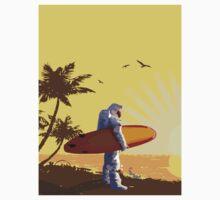 Astronaut Surfer by elmindo