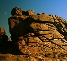 Hound Tor by Justin1971