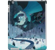 Old Man Winter iPad Case/Skin