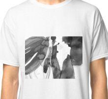 black and white bella Classic T-Shirt