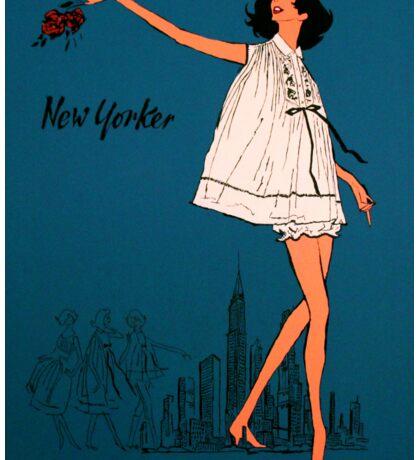 New Yorker Sticker