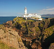 Fanad Lighthouse by Adrian McGlynn