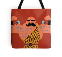 Muscle man. Tote Bag