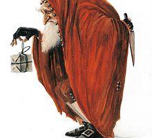 Bogey-Santa by JBMonge