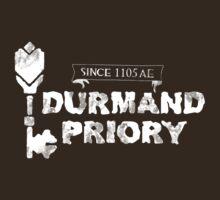 Durmand Priory by rkrovs