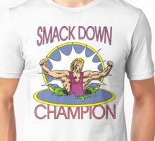 Smack Down Champion Unisex T-Shirt