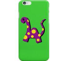 Herman the Dinosaur iPhone Case/Skin