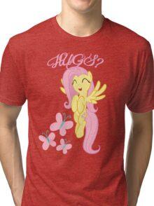 Hugs? Tri-blend T-Shirt
