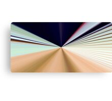 Space Odyssey Remix Canvas Print