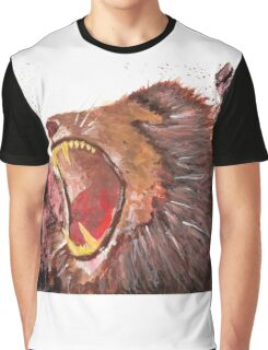 Lion's Roar Graphic T-Shirt