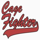 Cage Fighter by SportsT-Shirts