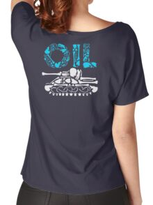 OIL  Women's Relaxed Fit T-Shirt