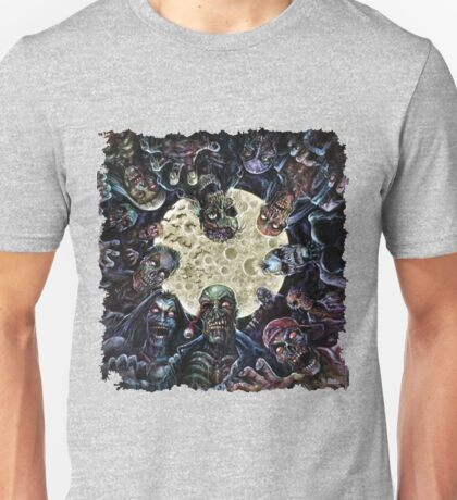 Zombies Attack (Zombie horde) Unisex T-Shirt