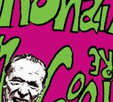 Charles Bukowski Quote Sticker
