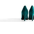 Jade High Heel Shoes by Natalie Kinnear