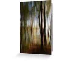 autumn image Greeting Card