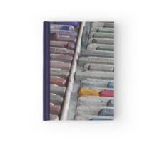 pastels Hardcover Journal