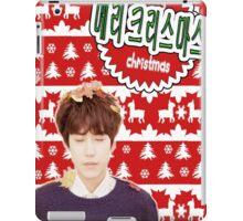 Merry Kpop Xmas [Kyuhyun] iPad Case/Skin
