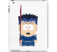 Lancer South Park iPad Case/Skin