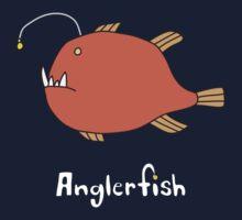 A for Anglerfish T-Shirt