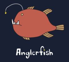 A for Anglerfish by gillianjaplit